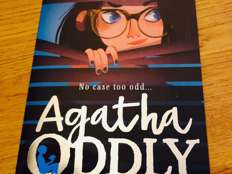 Review: Agatha Oddly - The Secret Key