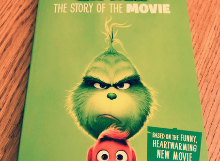 Giveaway: The Grinch Movie Books
