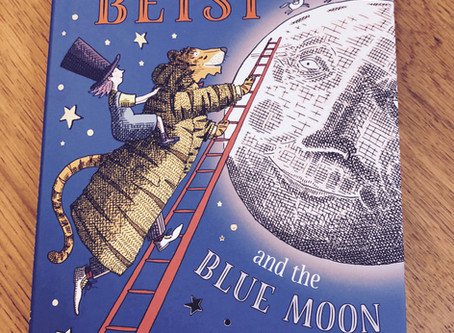 Review: Mr. Tiger, Betsy and the Blue Moon