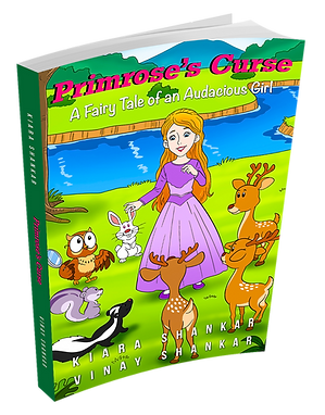 Primrose's Curse [Personalized special edition(Your name printed on first page)]