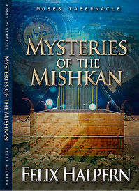 Mysteries of the Mishkan book cover