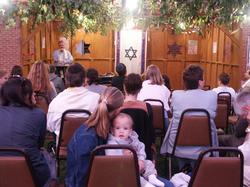 Captured congregation 06-20-03 00004
