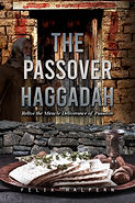 The Passover Haggaddah book cover