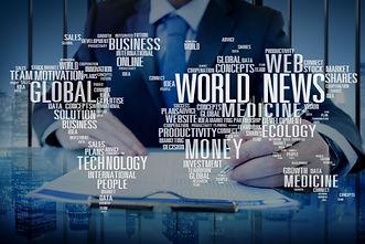 World News Data Ecology Investment marke