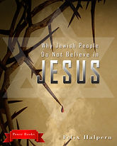 Why Jewish People Do Not Believe in Jesus book cover