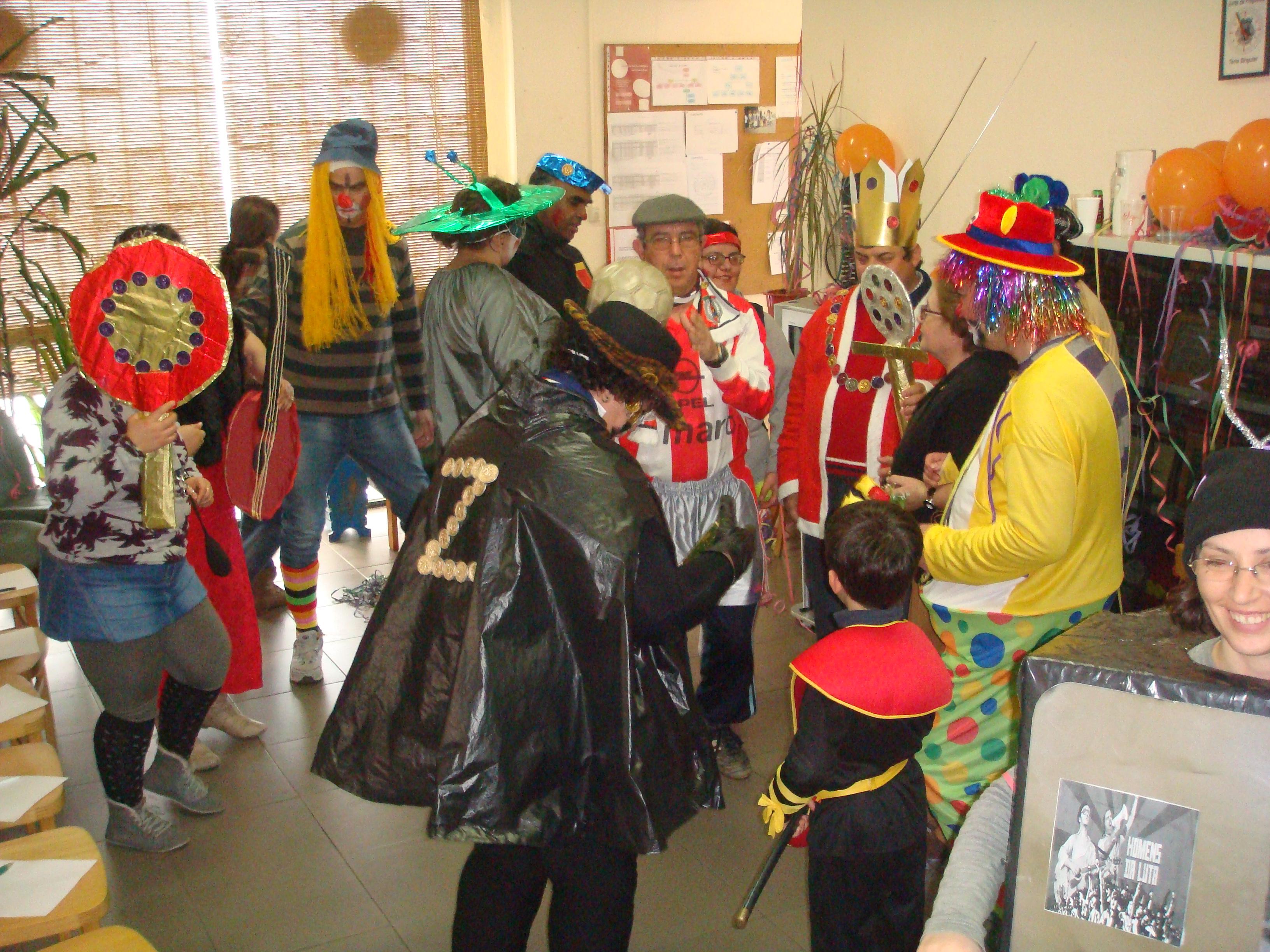 Festa de Carnaval - 2009