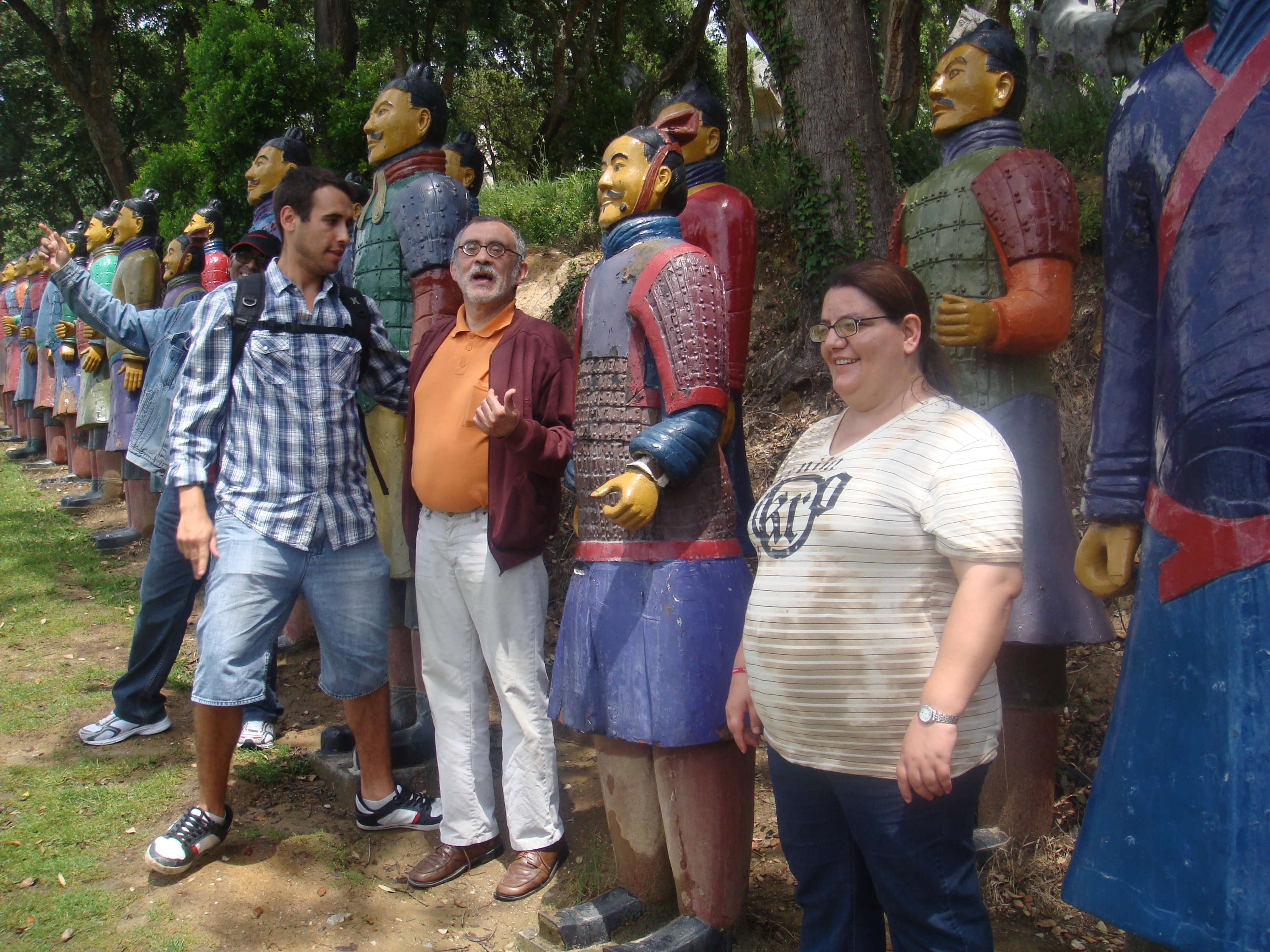 Visita ao Eden Buda - Bombarral
