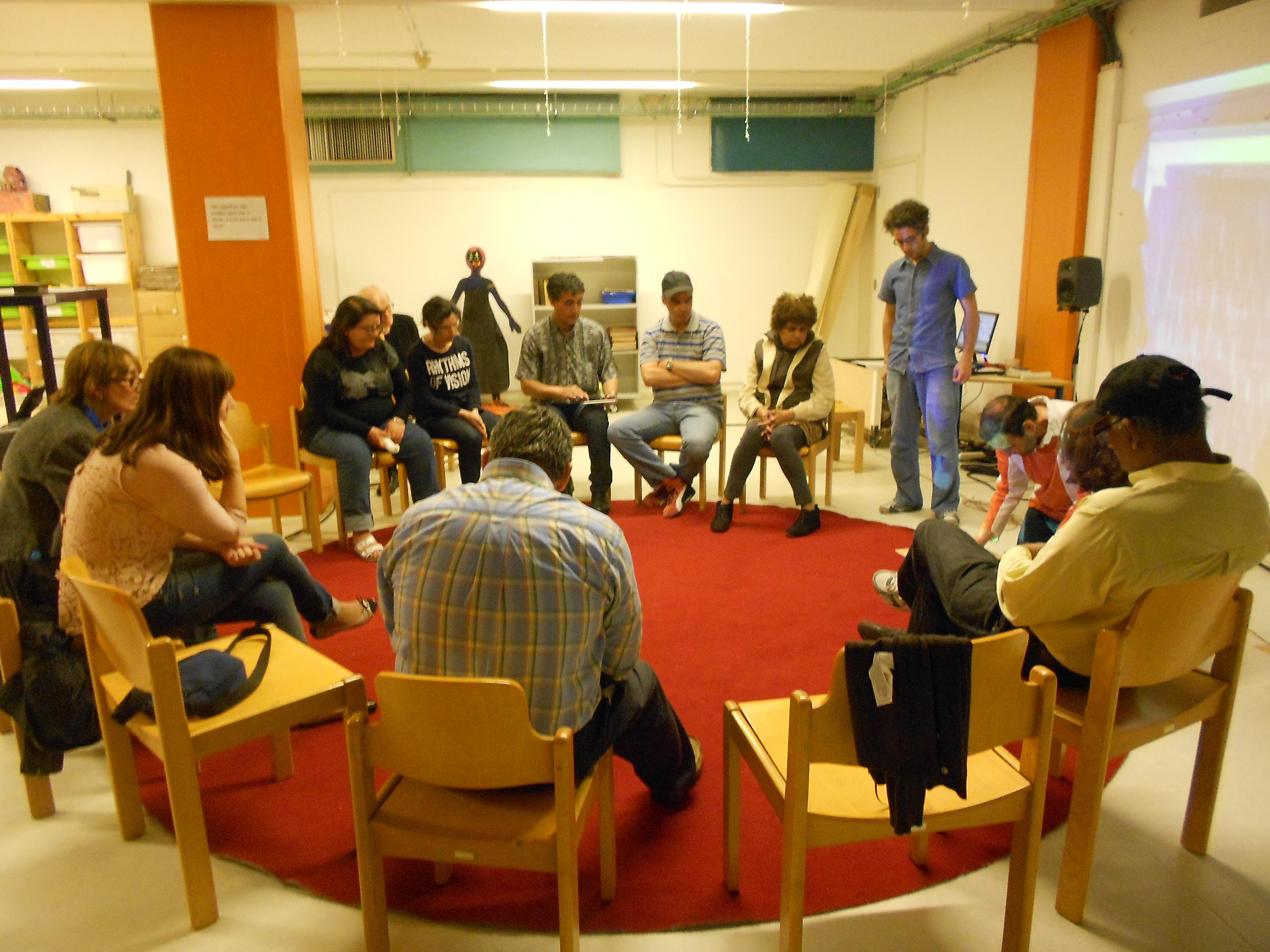 Workshop - Fundação Gulbenkian