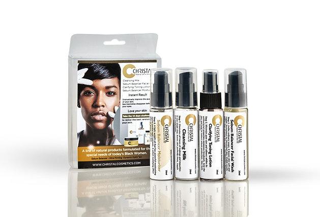 Christal Clear Skin Starter Pack