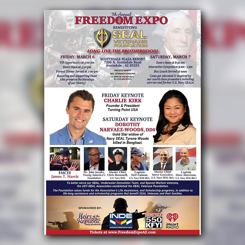 7th Annual Freedom Expo
