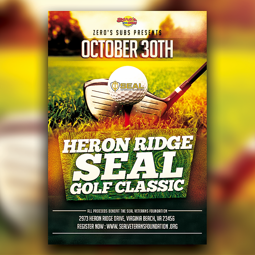 Heron Ridge SEAL Golf Classic (Rescheduled)