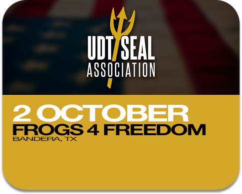[Web Event Tile] Frogs for Freedom 2021