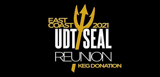 2021 East Coast Reunion Keg Donation