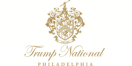 Trump National Philadelphia Logo (Gold).