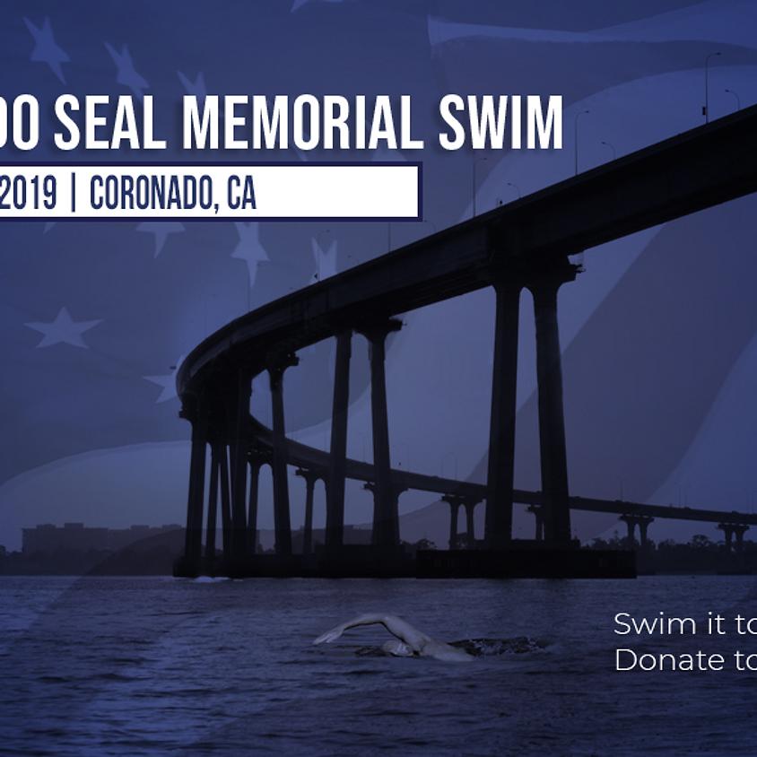 Coronado SEAL Memorial Swim
