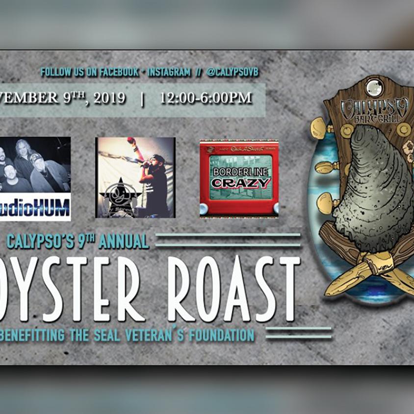 Calypso's 9th Annual Oyster Roast