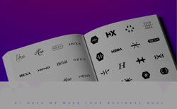 Hexa logo process