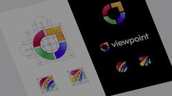 Viewpoint Logo Golden Ratio