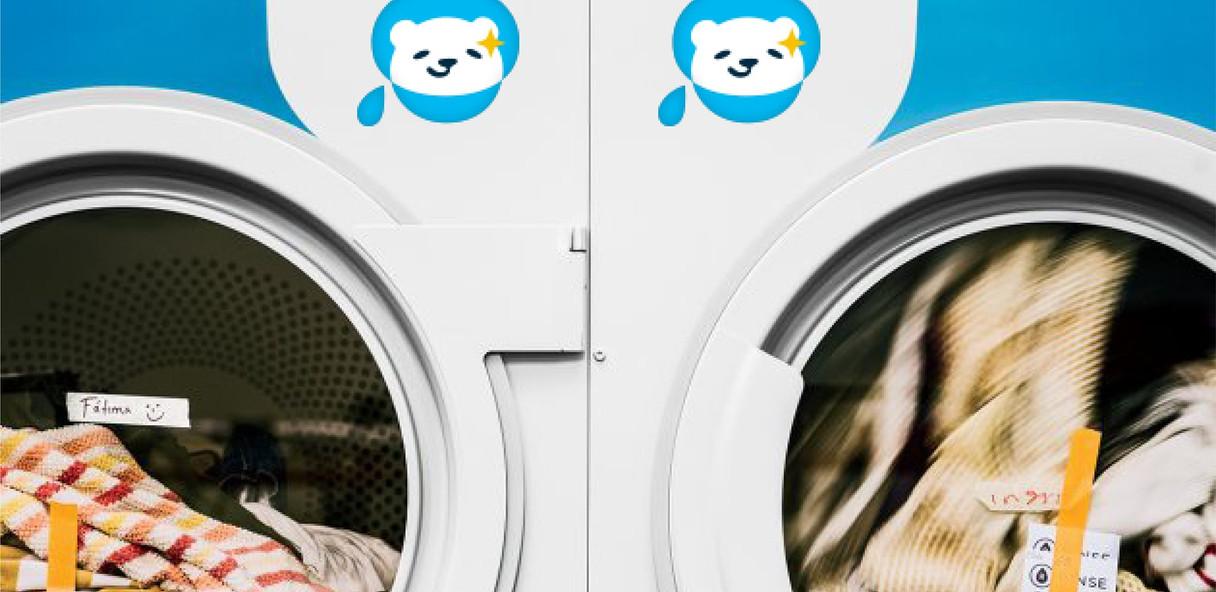 Laundry Machine Mock Up