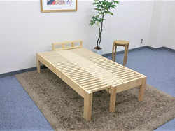 東濃桧伸縮ベッド
