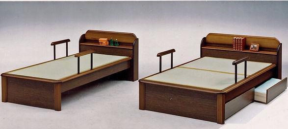 手すり・宮・畳ベッド