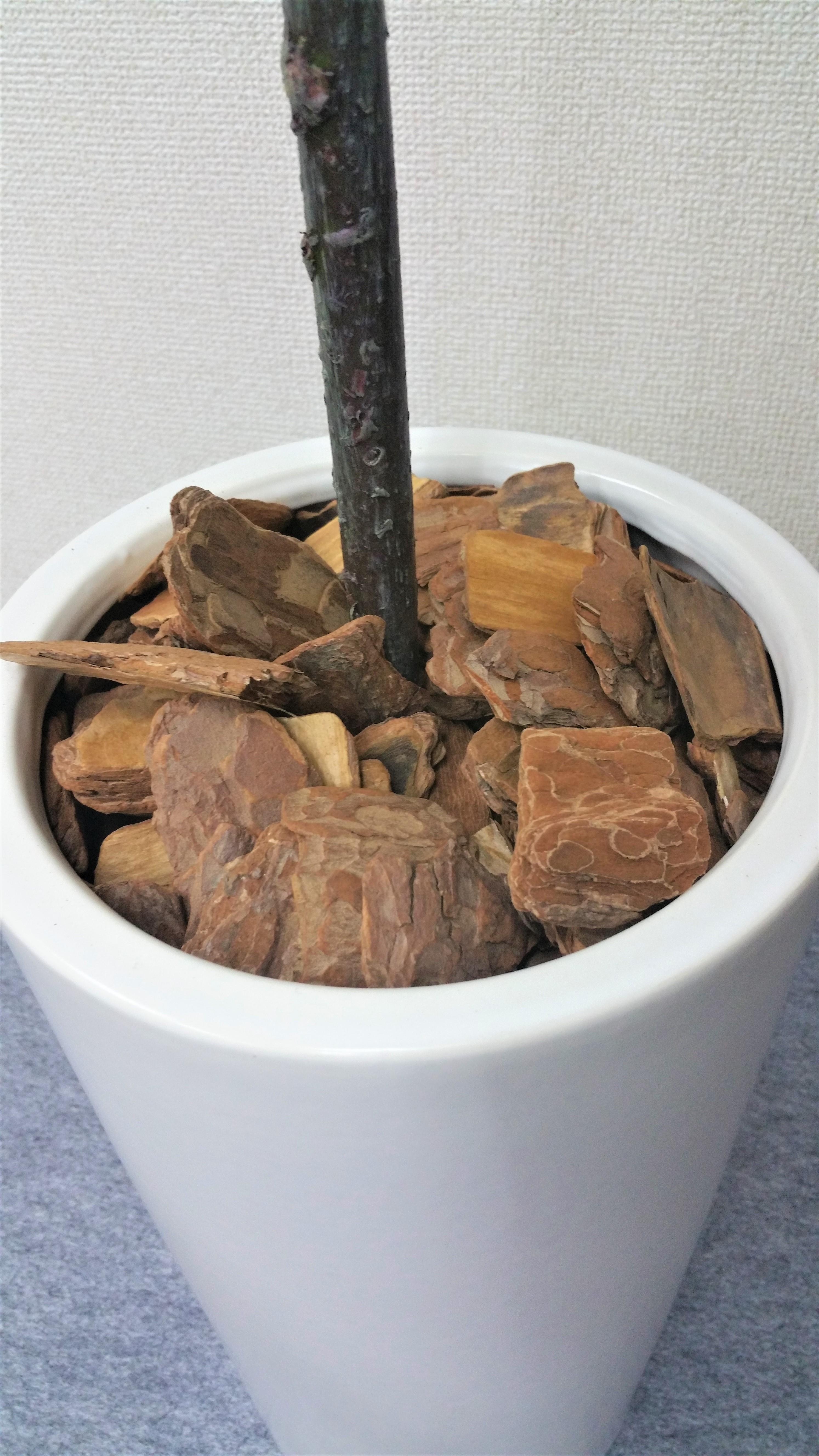 天然木ウッドチップ