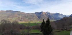 Point de vue depuis Saint Savin
