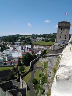 Lourdes Medieval Castle