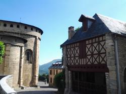 Village de Saint Savin, Pyrénées