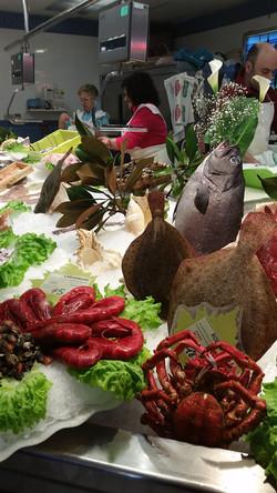 サン・セバスティアンのメルカド(市場)