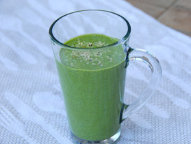 Fiber Packed Green Smoothie