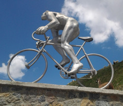 "The ""Giant"", Col du Tourmalet"