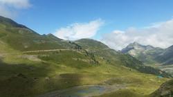 Paysage d'Artouste, vallée d'Ossau