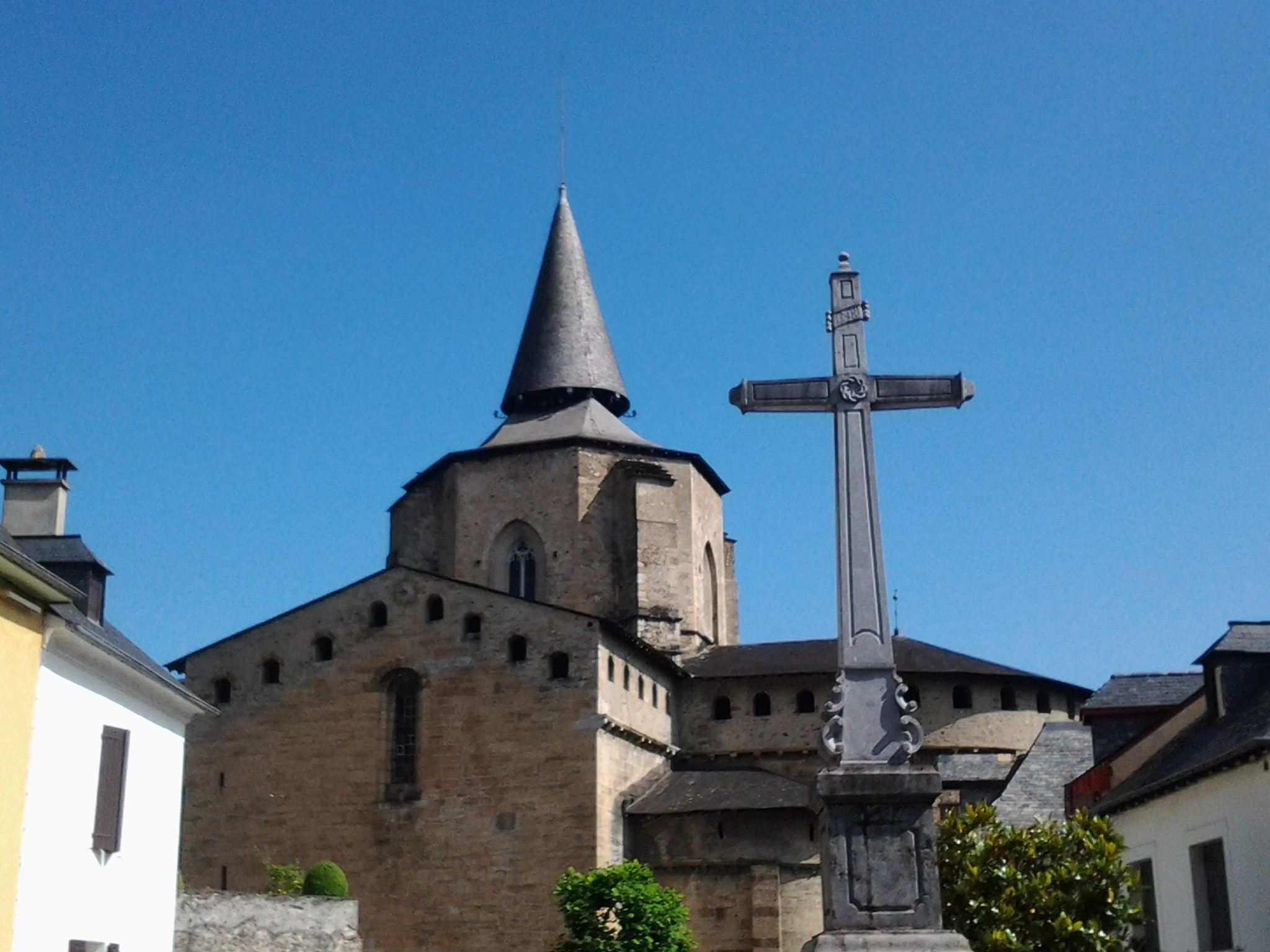 Saint Savin Abbey church