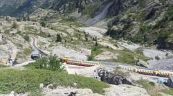 Petit train touristique, Artouste