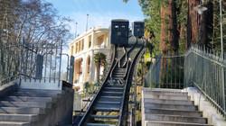 ポーのケーブルカー Pau funicular