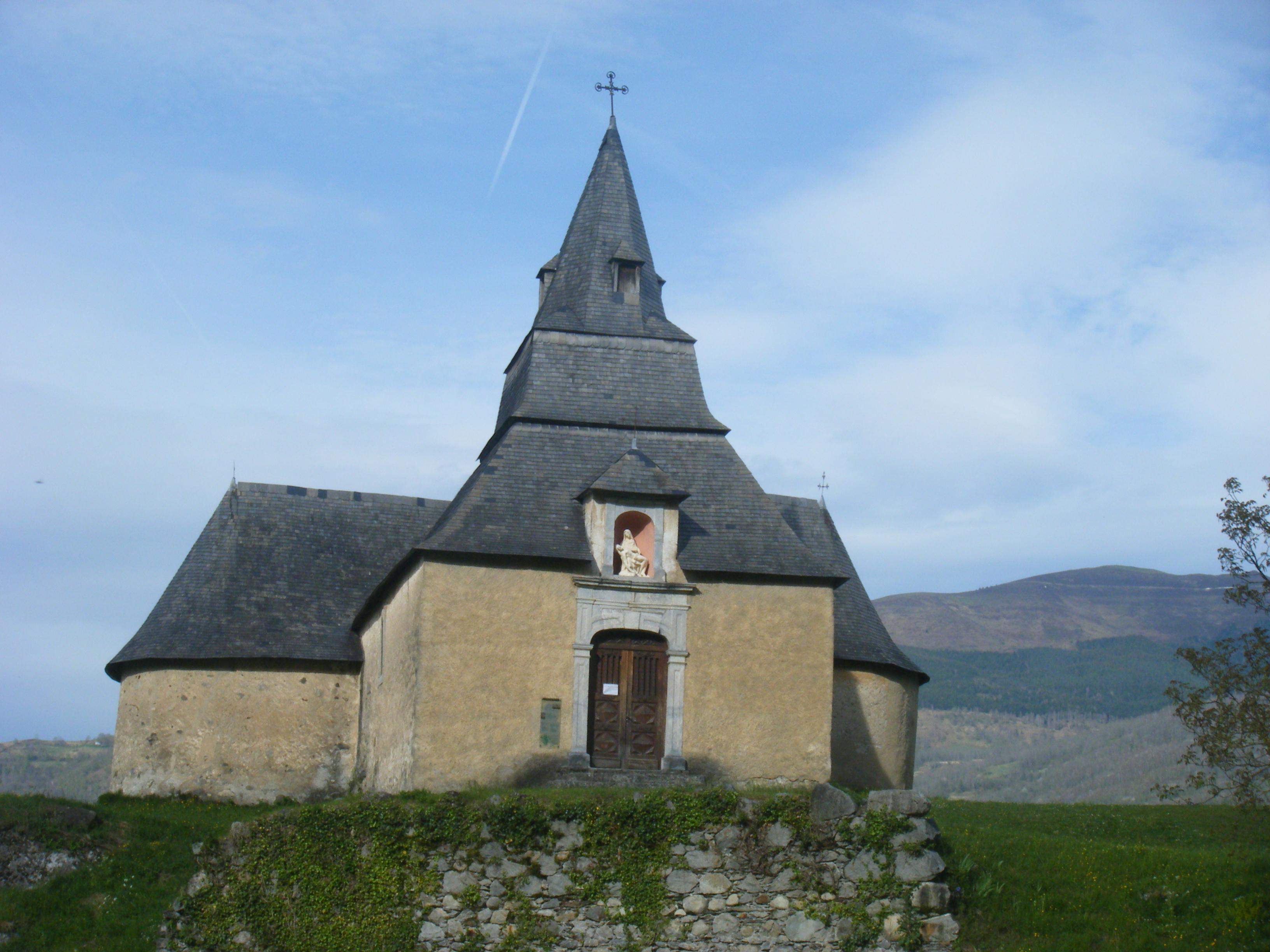Notre-Dame de Piétat, Saint Savin
