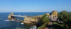 聖母マリア様の岩 Biarritz