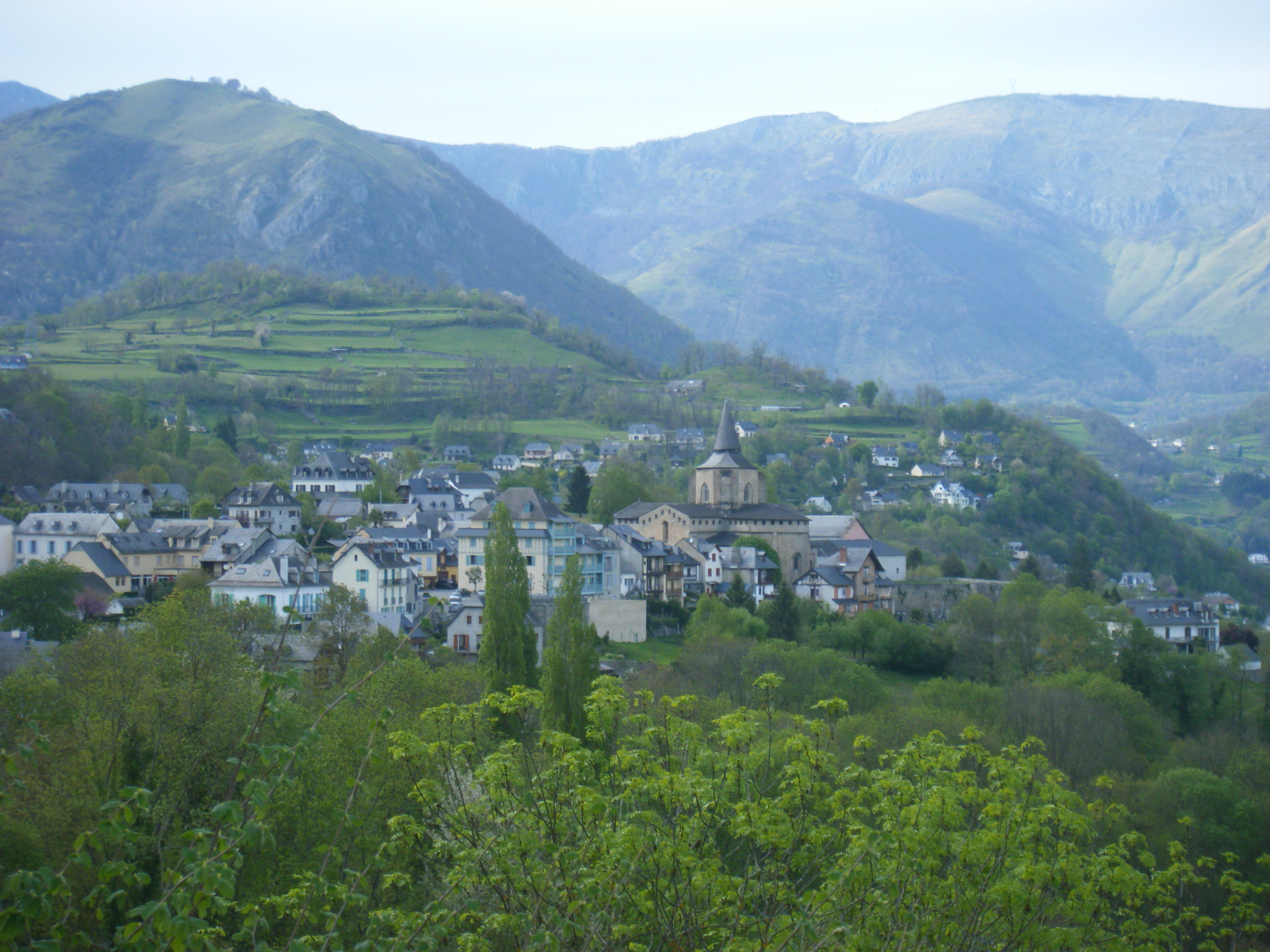 Village of Saint Savin, Pyrenees