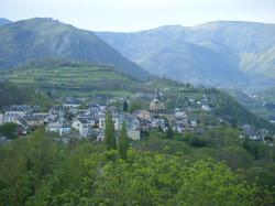 サン・サヴァン村 Village of Saint Savin