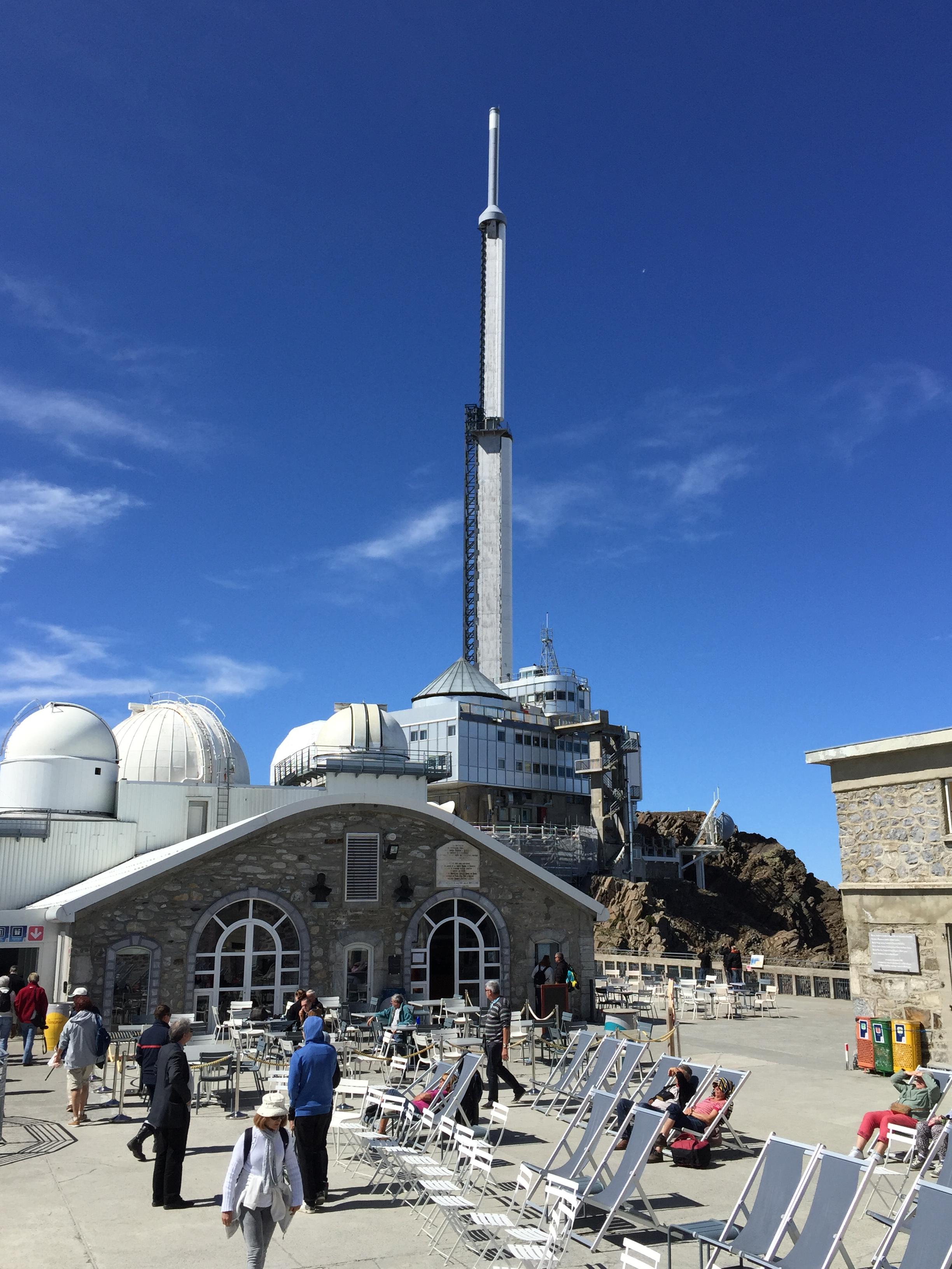 ピック・デュ・ミディ天文台 Observatory on the pic