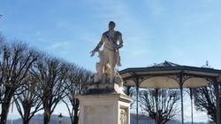 アンリ4世の立像 Henri IV Statue
