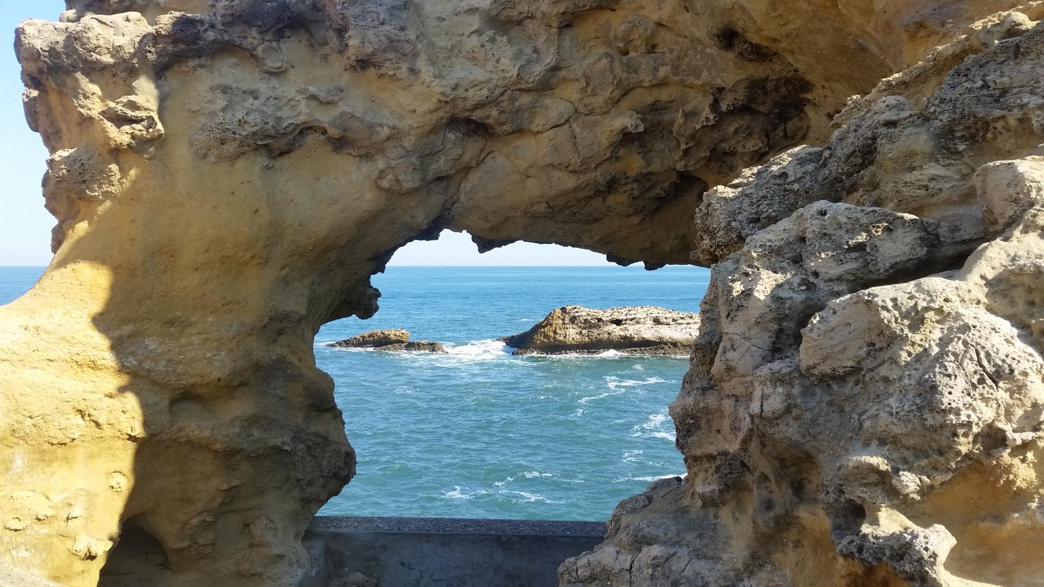 Biarritz Scenic View