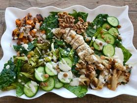 Delicious Cruciferous Salad
