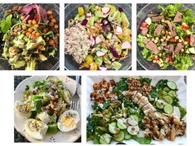 How to Make A Salad That Will Actually Fill You Up