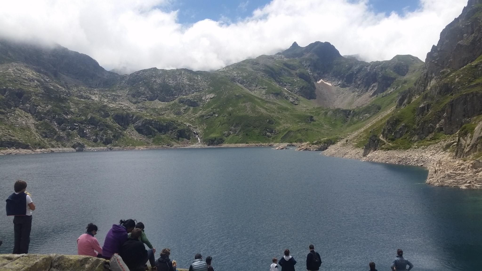 Lake of Artouste