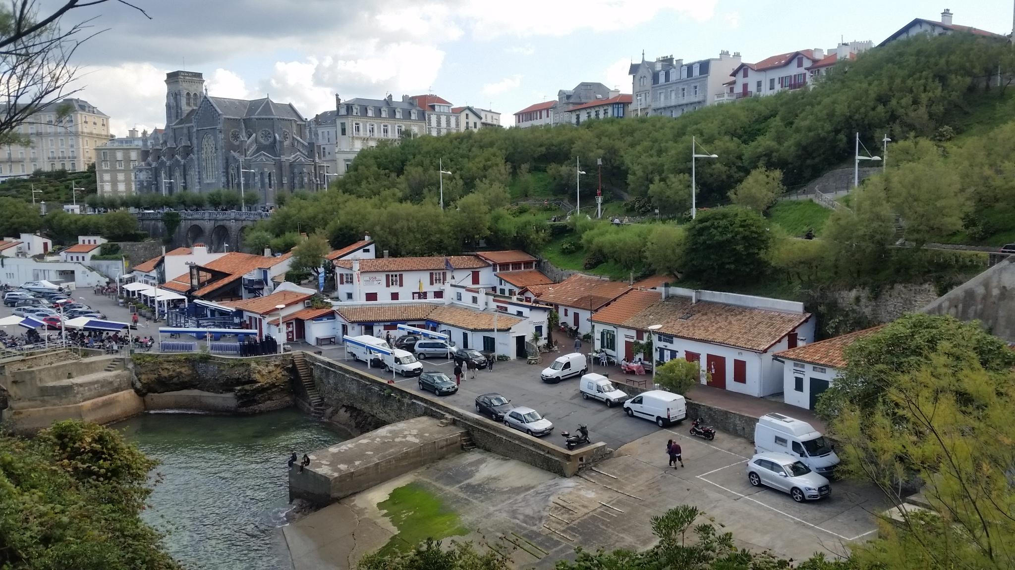 Port des Pêcheurs, Biarritz