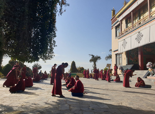 My 10 Takeaways from 10 Days with the Buddhist Monks in Nepal