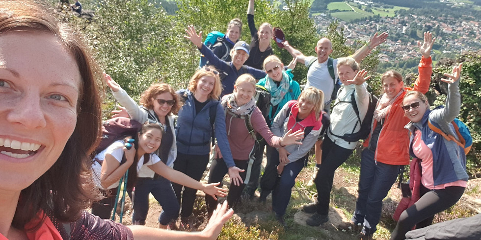 8 Days Recharging the Body & Mind Retreat: Hiking, Yoga and Mind Coaching in Bavaria