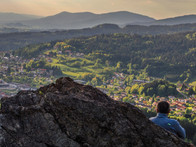 Silberberg abends sunset.jpg